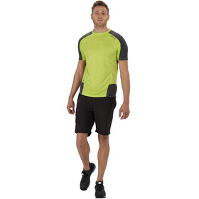 Regatta Hyper-Reflective T-Shirt Men Lime Green/Seal Grey Reflective